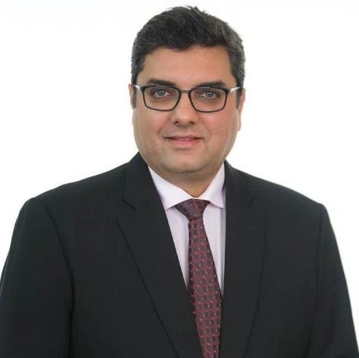 Mr. Sanjit Chowdhry,  Chief Executive Officer, BanyanTree Bank Limited, Mauritius