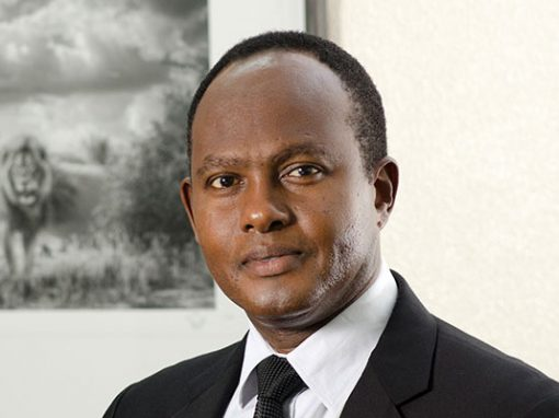 Induction into the African Leadership CEO's Hall of Fame: Corneille Karekezi, Group MD / CEO, African Reinsurance Corporation (Africa Re)
